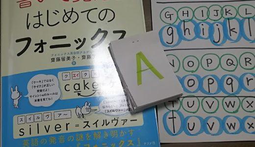中学の新一年生  英語の準備